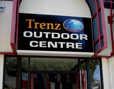 Trenz & Great Outdoors Centre Alexandra